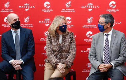 Marbella, sede de las concentraciones de las selecciones españolas de categorías inferiores