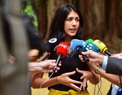 """Davó advierte que su cese """"debilita"""" a Podem justo cuando estaba remontando: """"No hay justificación política"""""""