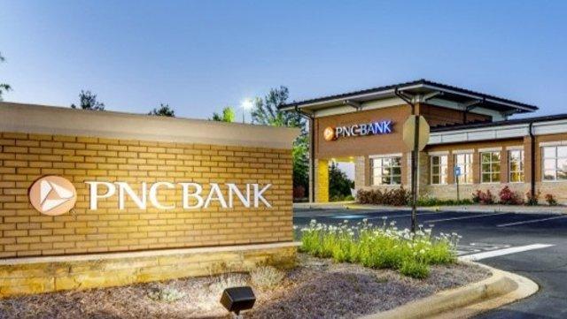 Oficina del banco estadounidense PNC Financial.