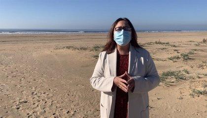 """La alcaldesa de Punta Umbría (Huelva) llama a la """"responsabilidad"""" ante el avance del covid"""