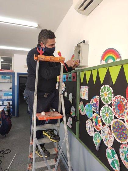 Mairena de Alcor (Sevilla) instala sensores de calidad de aire en los centros educativos