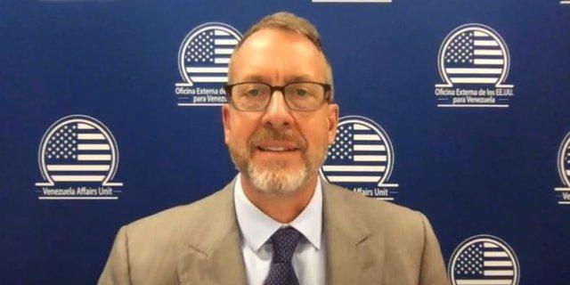 El embajador de Estados Unidos en Venezuela, James Story.