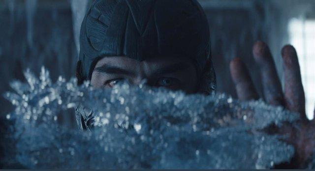 Sub-Zero en la nueva versión de Mortal Kombat