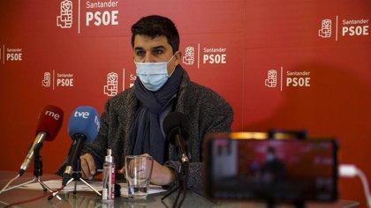 PSOE ofrece a la alcaldesa de Santander un pacto que englobe los Presupuestos de 2021 y el II Plan de Choque