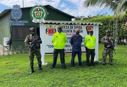 Detenido en Colombia un fugitivo reclamado en España por blanqueo de capitales procedentes del narcotráfico