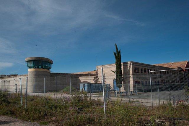 Imagen de ARCHIVO (18-06-2018) del exterior de la cárcel de Brieva, en Ávila, Castilla y León (España)