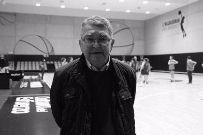 Fallece a los 76 años Miki Vukovic, exentrenador del Valencia Basket