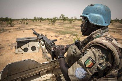 Malí.- Muere un 'casco azul' en un ataque contra un camión de la MINUSMA en la región maliense de Kidal