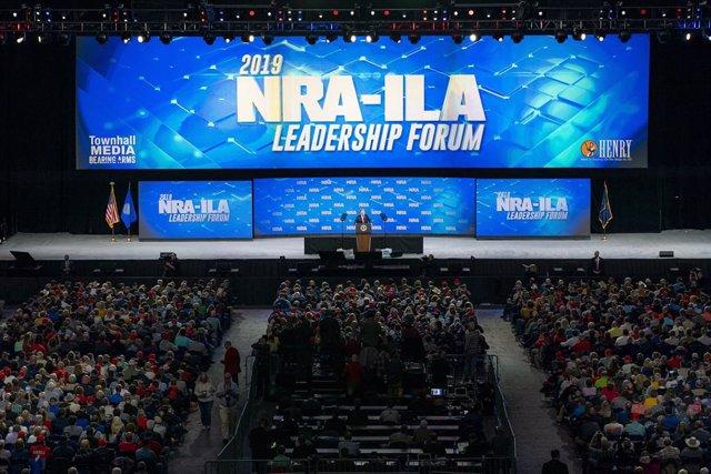 EEUU.- La Asociación Nacional del Rifle se declara en bancarrota