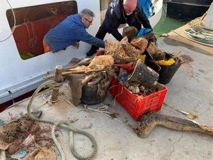 Cepesca lanza 'Seayoulitter' para implicar a las flotas pesqueras en la prevención y recogida de basuras marinas
