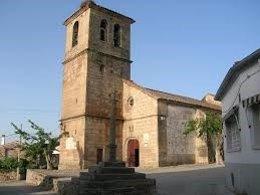 Iglesia de Nuestra Señora de la Asunción en Villar de Plasencia