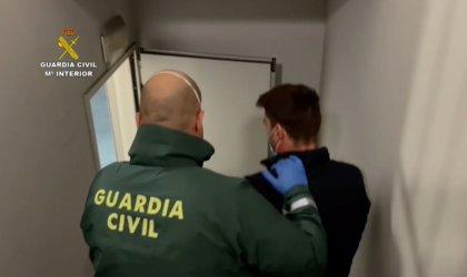 Prisión provisional para tres hombres por el robo con violencia en un domicilio de Langreo