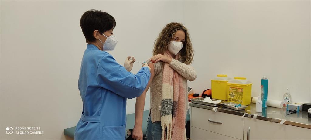 El Ayuntamiento de Murcia vacuna este fin de semana contra la Covid-19 a 500 profesionales sanitarios