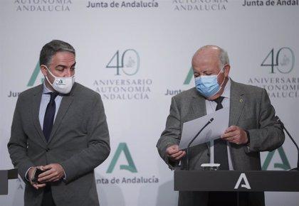 Andalucía pone el 70,82% de vacunas y garantiza segunda dosis, pese a la bajada de entregas, al haber guardado un 20%