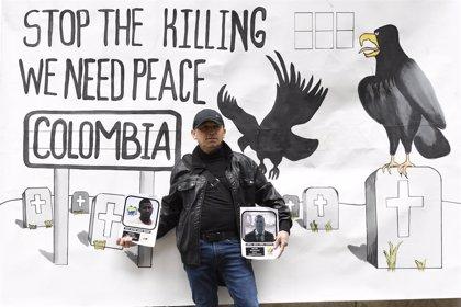 AMP.- Colombia.- Asesinados tres líderes sociales en Colombia