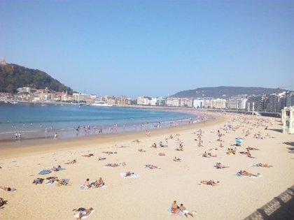San Sebastián anotó  en 2020 el año más caluroso desde 1928