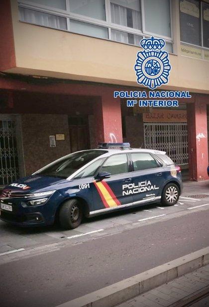 Detenido por robar en dos viviendas habitadas de La Laguna (Tenerife) en el transcurso de una hora