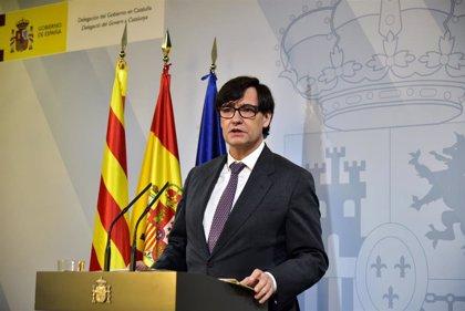 """Illa asegura que un 70% de los españoles estarán vacunados en verano: """"El ritmo de vacunación es óptimo"""""""