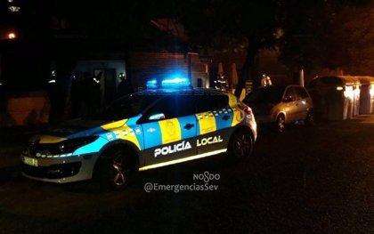 Detenido en Sevilla un varón con 50 detenciones previas acusado de robar en un bar