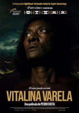 Cartel de la película 'Vitalina Varela'