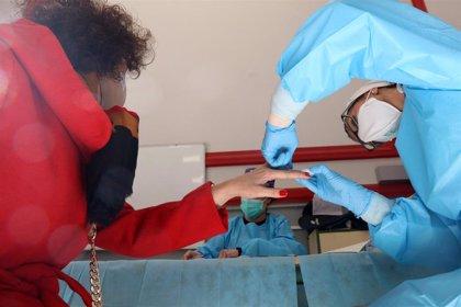 Aragón notifica 912 nuevos casos de COVID-19 y una positividad del 19,58%