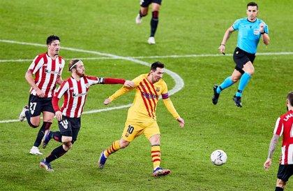 El Athletic busca otro zarpazo y el Barça amarrar su gabarra