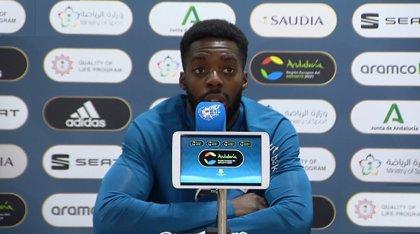 """Williams: """"La llegada de Marcelino nos ha venido bien, ha vuelto la ilusión a Bilbao"""""""