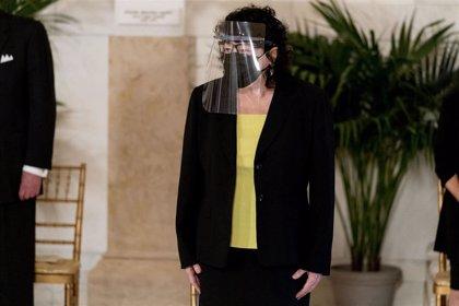 La primera jueza latina en el Tribunal Supremo de Estados Unidos tomará juramento como vicepresidenta a Harris