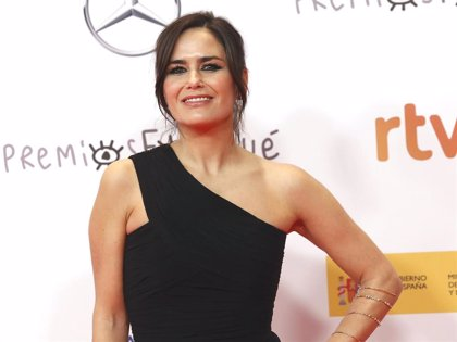 Elena Sánchez, orgullosa del ejemplo que está dando Ana Obregón