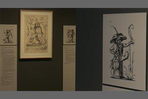 """El mundo """"onírico"""" y """"grotesco"""" de Dalí se plasma en una serie de litografías"""