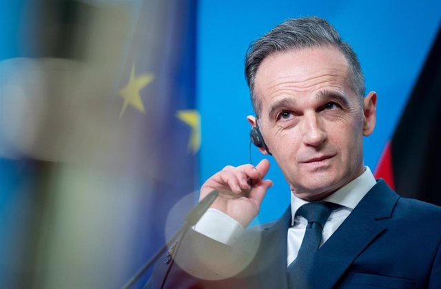 El ministro de Asuntos Exteriores alemán, Heiko Maas