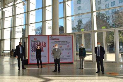 El Palacio de Congresos de València cederá sus instalaciones para realizar campañas de donación de sangre