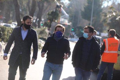 """Almeida critica """"filtraciones"""" del Gobierno central sobre la declaración de zona catastrófica y pide diálogo"""