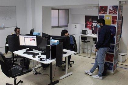 Las empresas del juego en línea sostienen en Ceuta más empleo regular directo que las naves del porteo a Marruecos