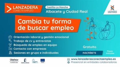 Castilla-La Mancha contará a partir de marzo con nuevas 'Lanzaderas Conecta Empleo' en Albacete y Ciudad Real