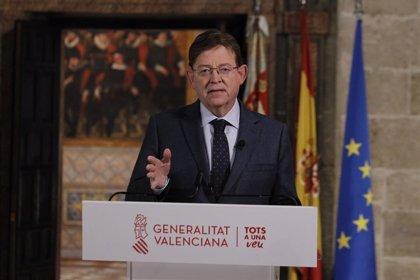 """Puig avanza que adoptará medidas más restrictivas """"si es necesario"""" y califica de """"extremo"""" un confinamiento"""
