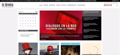 Los 'Diálogos en la red' del centro cultural La Térmica de Málaga dan comienzo a su programa online de 2021