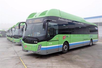 Todas las carreteras de la Comunidad están transitables y los autobuses interurbanos circulan ya por los 179 municipios