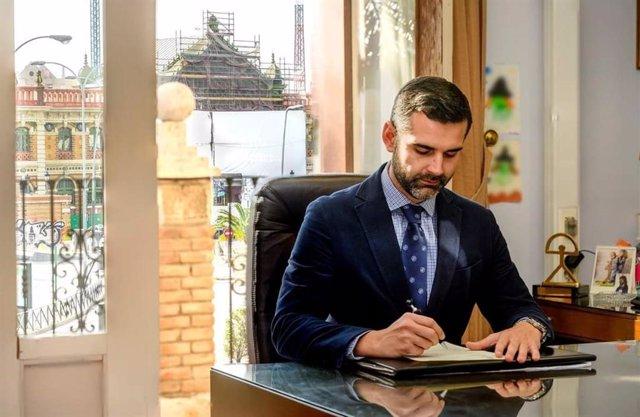 Alcalde de Almería este domingo