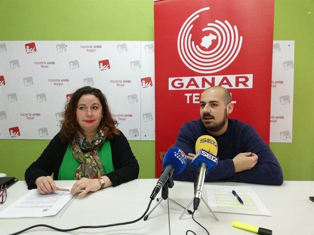 Ganar Teruel pide mejoras en los protocolos de seguridad frente a la COVID-19 del campus universitario.