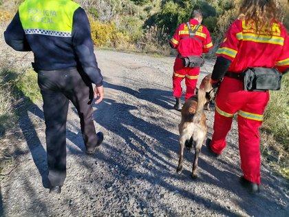 Localizado el cuerpo sin vida del hombre de 82 años desaparecido desde el jueves en Casabermeja (Málaga)