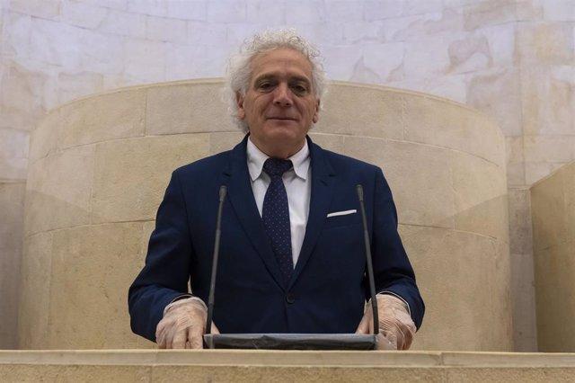 Angel Cuevas, presidente Asociación Empresarial Hostelería de Cantabria