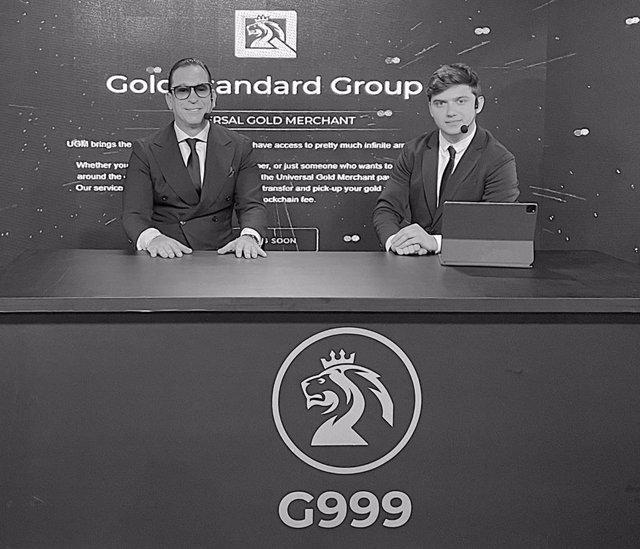 Josip Heit: G999 Blockchain - Gold Standard Group planea la salida a bolsa en 2021