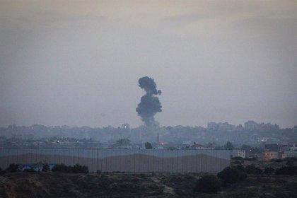 """Pròxim O.- Israel bombardeja """"objectius militars"""" de Hamas a Gaza en resposta a dos projectils"""