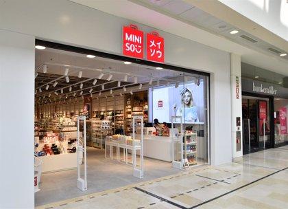 La marca de diseño japonés Miniso inaugura una nueva tienda en intu Xanadú