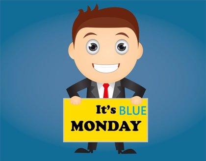 La fórmula que explica por qué hoy es 'Blue Monday', el día más triste del año