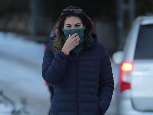 Fabiola Martínez afronta el futuro con optimismo tras su ruptura con Bertín Osborne