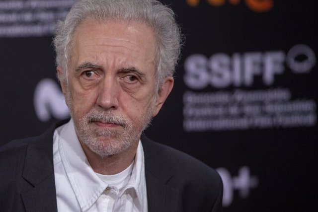 El director Fernando Trueba durante la gala de clausura y entrega de premios en el Festival Internacional de Cine de San Sebastián, a 26 de septiembre de 2020.