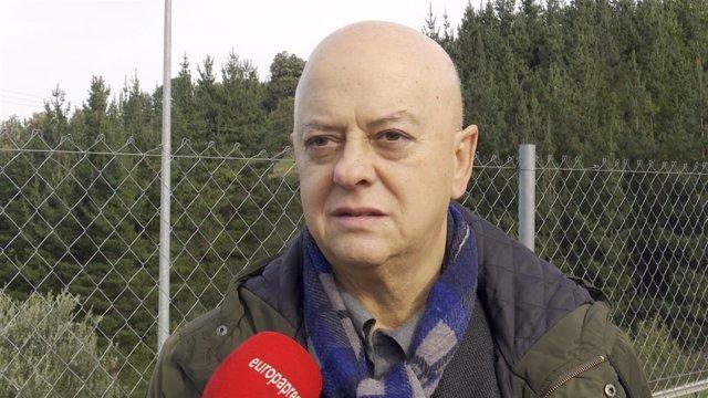El secretari de Transparència i Democràcia Participativa del PSOE i diputat del PSE-EE per Guipúscoa, Odón Elorza.