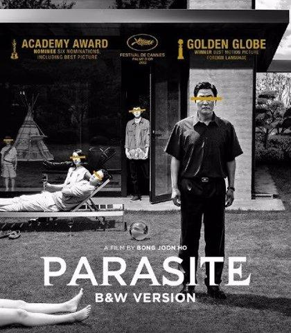 La Filmoteca Rafael Azcona proyectará una versión inédita en blanco y negro de la coreana 'Parásitos'